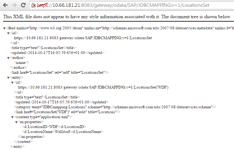 integration gateway using custom scripting to map data sources to