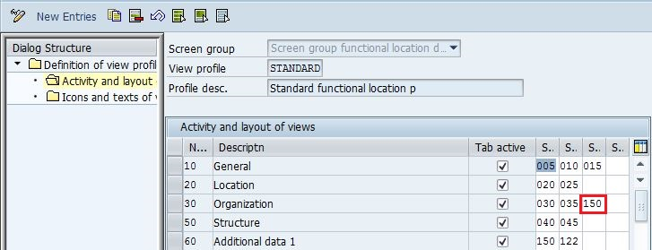 how to find functional location in sap