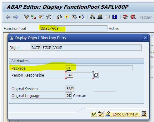 tcode for delivery document type in sap