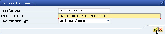 Create ZIFRAME_DEMO_ST Simple Tranformation 1 of 2.jpg