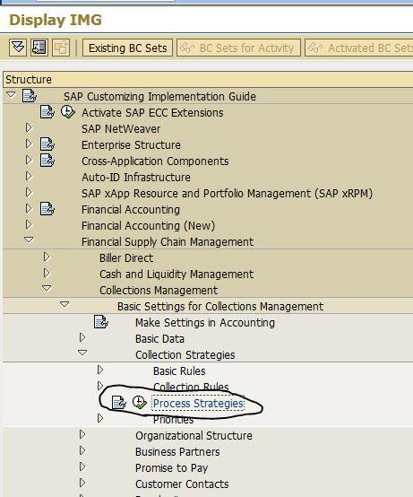 collections management 1 sap blogs rh blogs sap com SAP Configuration Documents SAP Configuration Logo