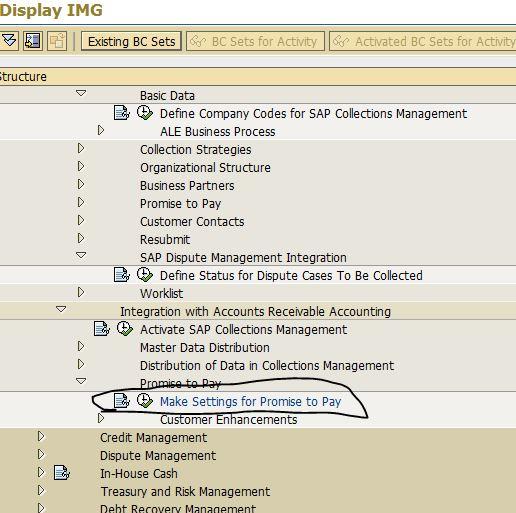 collections management 1 sap blogs rh blogs sap com SAP Configuration Jobs SAP Password Configuration