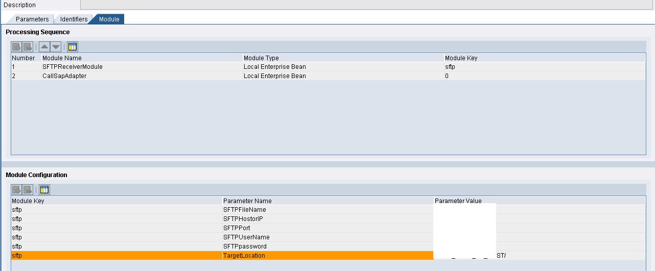 sftp adapter module in sap pi 7 0 sap blogs