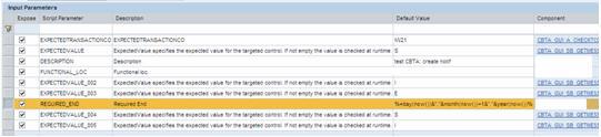 CBTA using dynamic date parameter input #solman | SAP Blogs