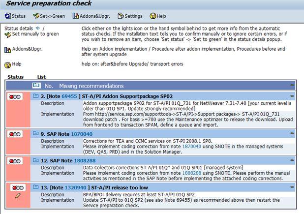 SAP ST-PI and ST-A/PI Patch Update Steps | SAP Blogs
