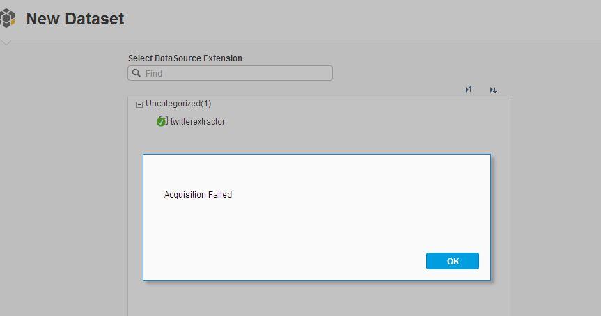 A Lumira Extension To Acquire Twitter Data!!!   SAP Blogs