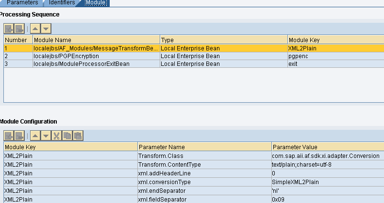 abap proxy to sftp with pgp encryption using sap pi 7 4 dual stack