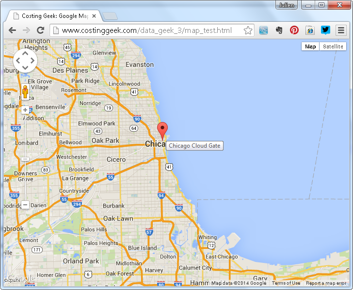 SAP Lumira Extension: Google Maps | SAP Blogs