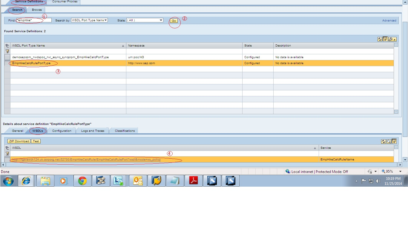 GRC 10 BRM : Issue with Decision Table