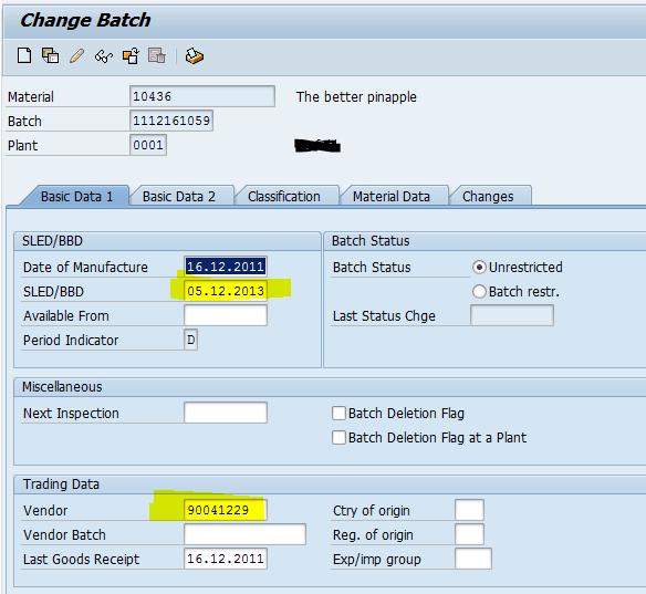 vendor ageing report in sap t code