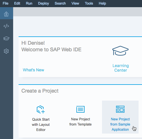 Fiori Reference Apps Step-By-Step Guide | SAP Blogs