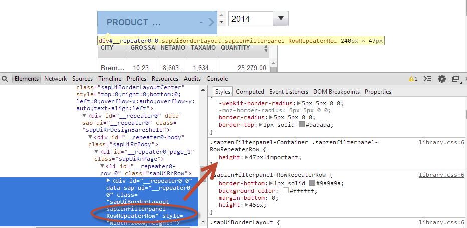 Design Studio CSS Investigations Vol 1  | SAP Blogs