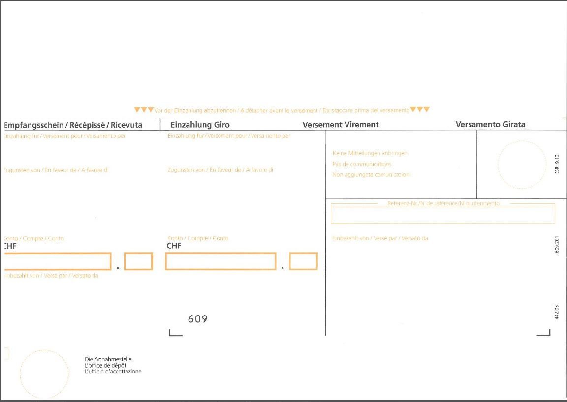 Swiss Orange ISR Payment Slip SAP Blogs Capture 626137 Swiss Orange Isr Payment  Slip  Payment Slips
