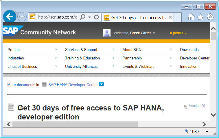 image 1a2 rev Get 30 days of free access to SAP HANA, developer edition.jpg