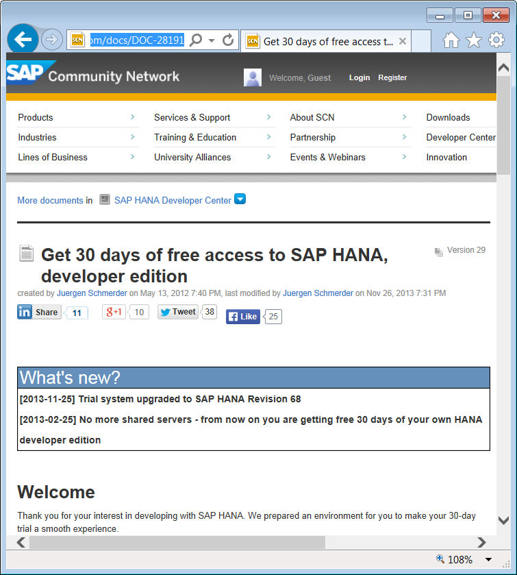 image 1a rev Get 30 days of free access to SAP HANA, developer edition.jpg