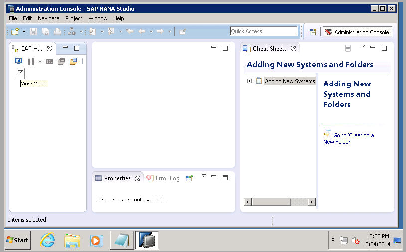 image 2b2 rev Administration Console - SAP HANA Studio - first use.jpg