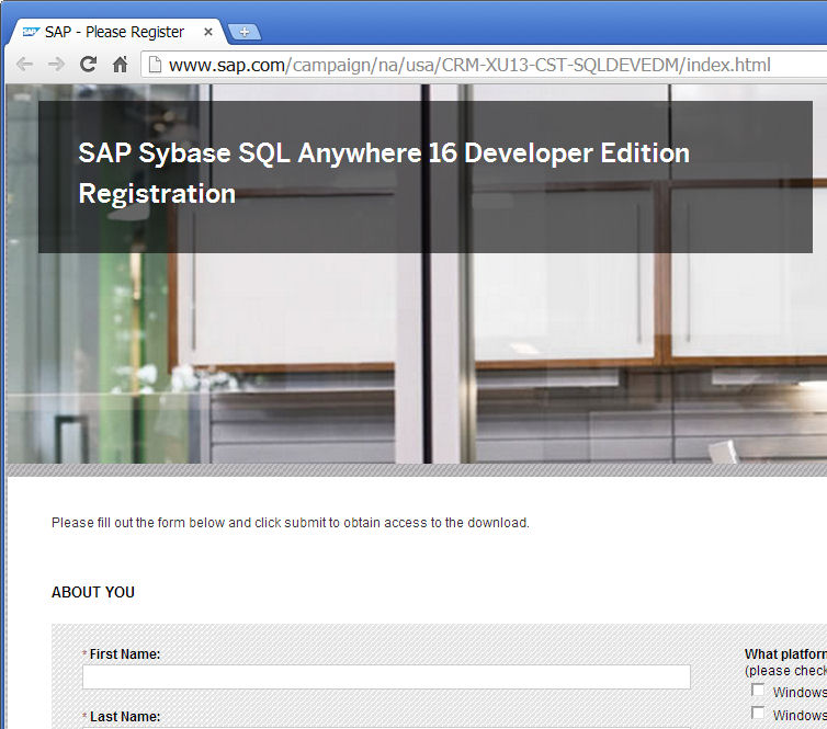 image 3a rev SAP Sybase SQL Anywhere 16 Developer Edition Registration.jpg
