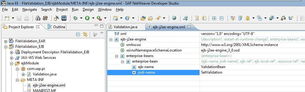 how to create sap pi adapter modules in ejb 3 0 sap blogs