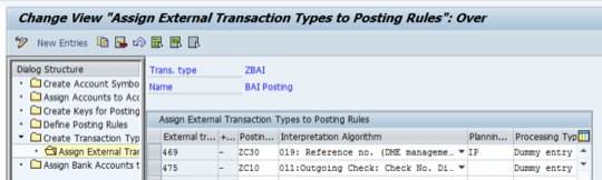 Clearing ACH payments using DME reference number   SAP Blogs