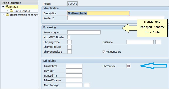 Factory Calendar Sales Organization Sap : Significance of calendar in sap logistics s