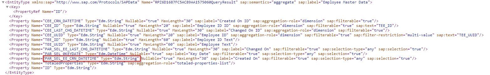 OData for SAP Business ByDesign Analytics | SAP Blogs