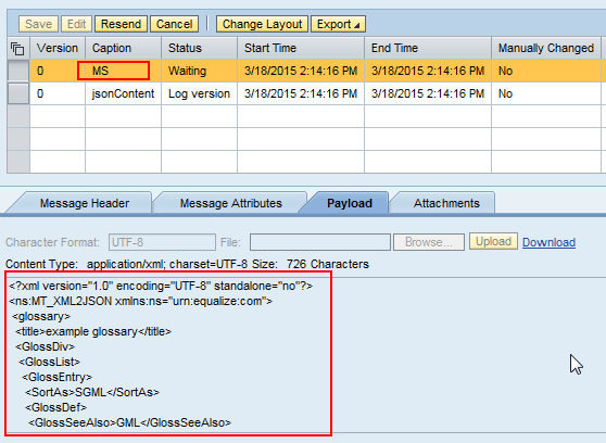 jsontransformbean part 2 converting xml to json content sap blogs