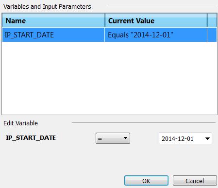 Using HANA Input Parameters in Tableau | SAP Blogs