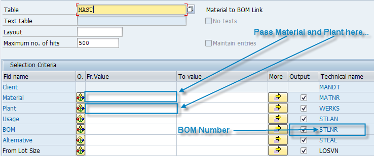 Fetching Linked DMS Documents of Materials | SAP Blogs