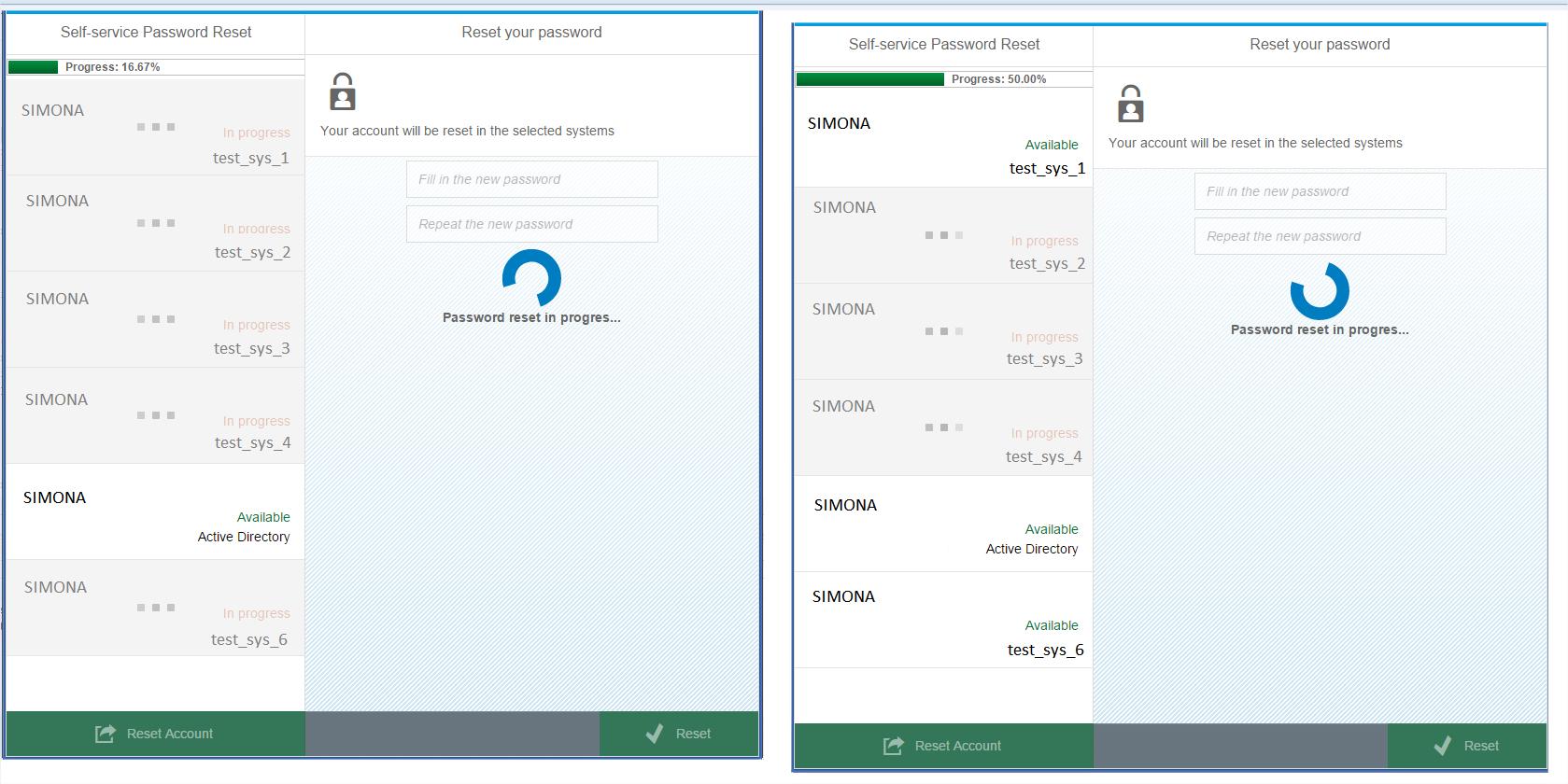 SAP IdM SAPUI5 Custom Add-on for Password Reset/Change | SAP