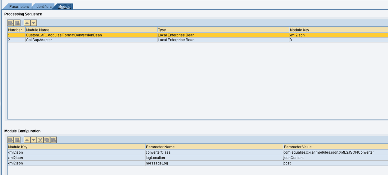 JSONTransformBean Part 2: Converting XML to JSON content