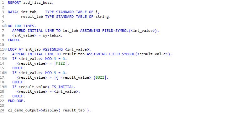Functional abap – functional programming in abap?!   sap blogs.