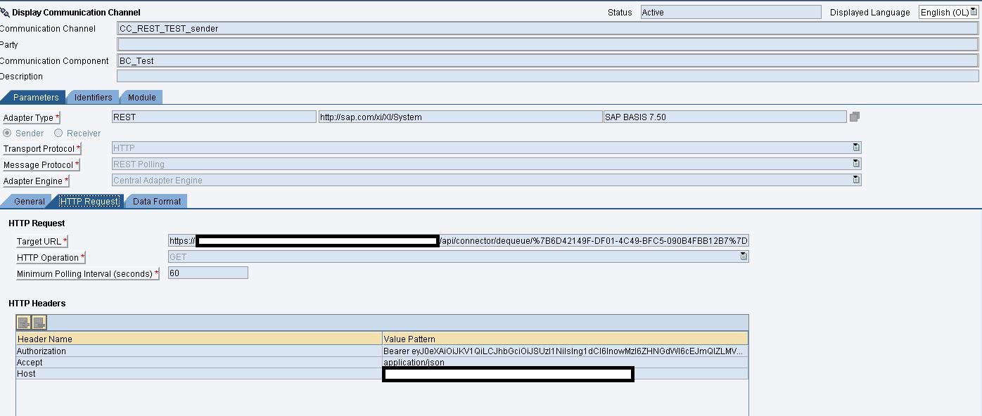 PI REST Adapter – Define custom http header elements | SAP Blogs