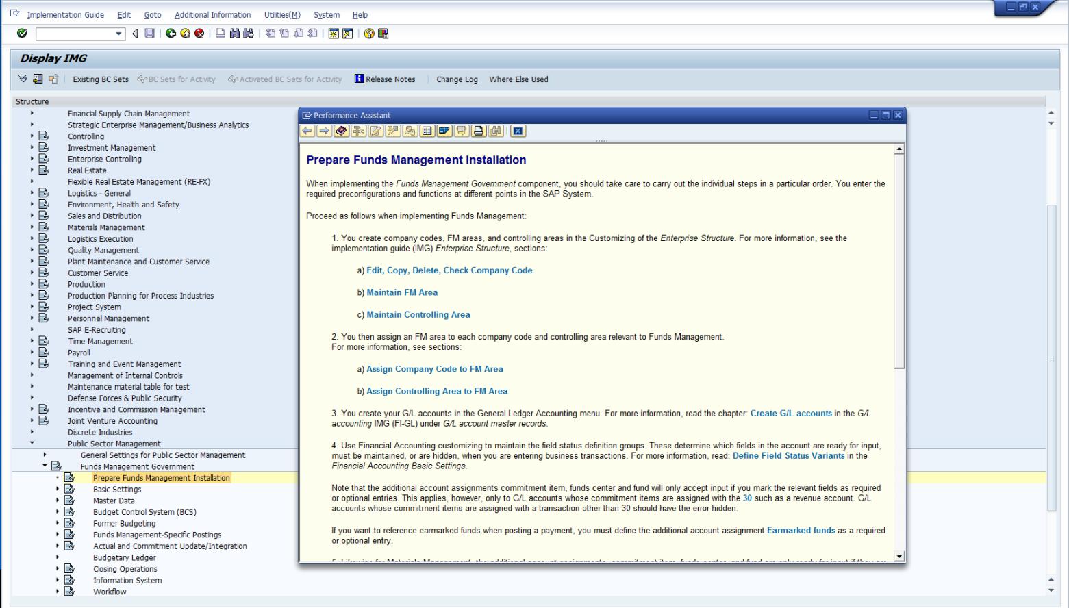 Funds management psm fm activation and deactivation sap blogs imgpreparefmg xflitez Image collections