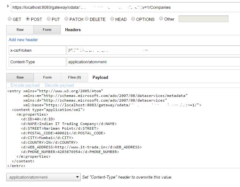 integration gateway understanding rest data source 9 create