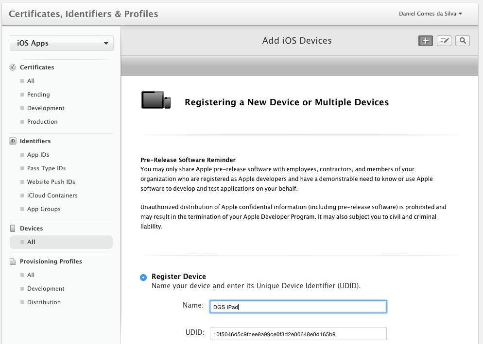 Kapsel] How to use the Push plugin on iOS | SAP Blogs