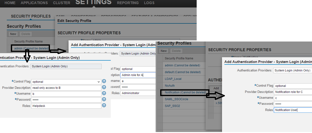 granting role based access in sap mobile platform 3 0 sap blogs