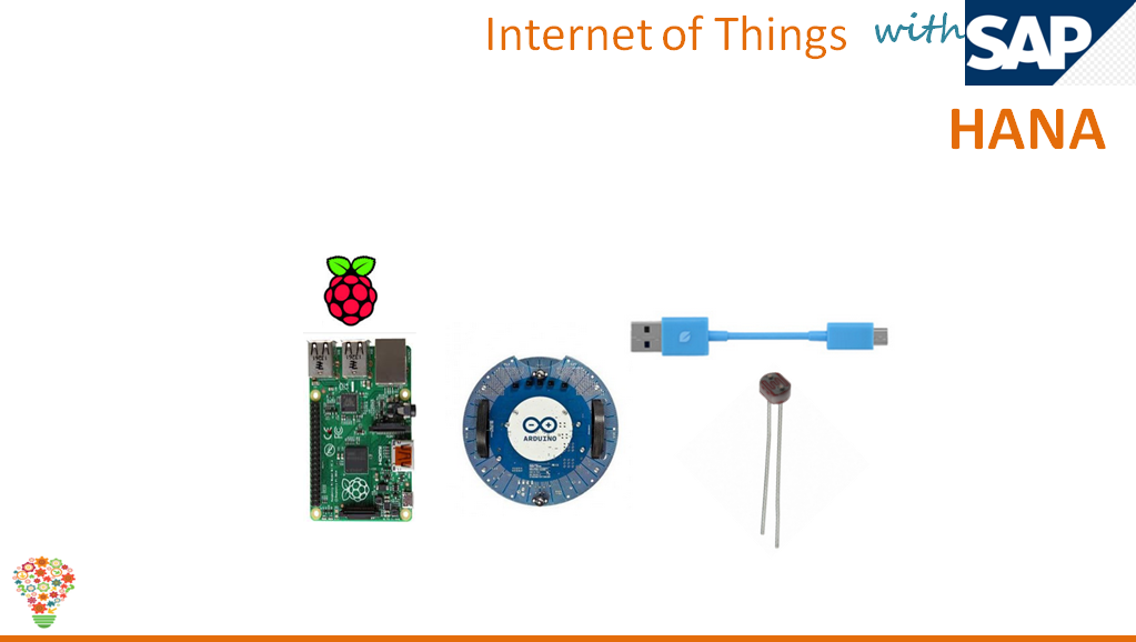 SAP HANA Internet of Things(IoT) With Raspberry Pi, Arduino Uno