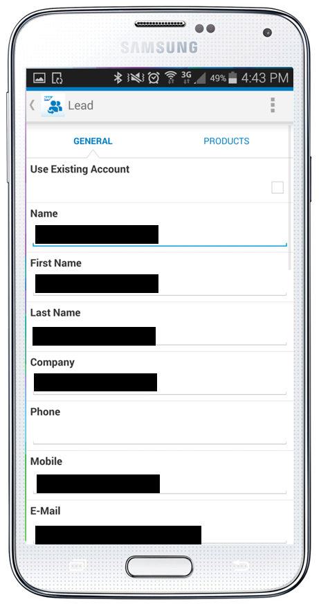 Configuring And Using The Business Card Scanner In Sap Cloud