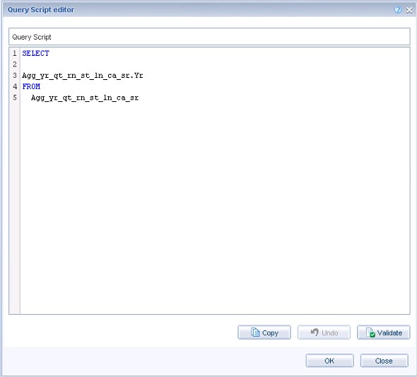 FHSQL Query Script Editor eFashion Basic.jpg