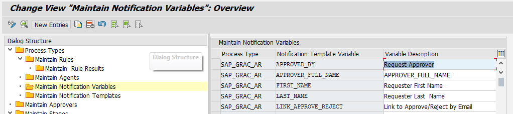 Grc Email Notificationsvariables Customization Sap Blogs