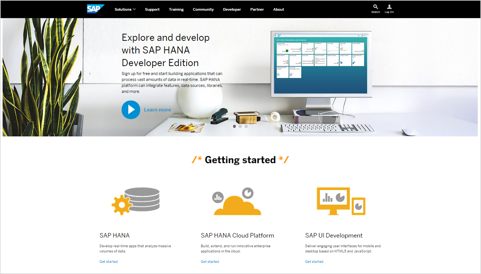 SAP Developer Center Landing Page.png