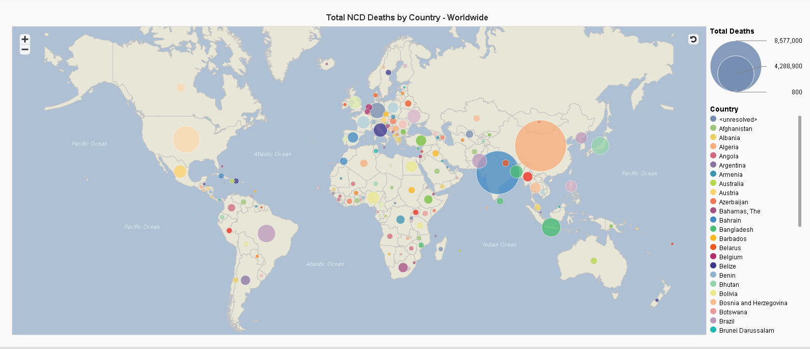 Total NCD Deaths by Country - Worldwide.png