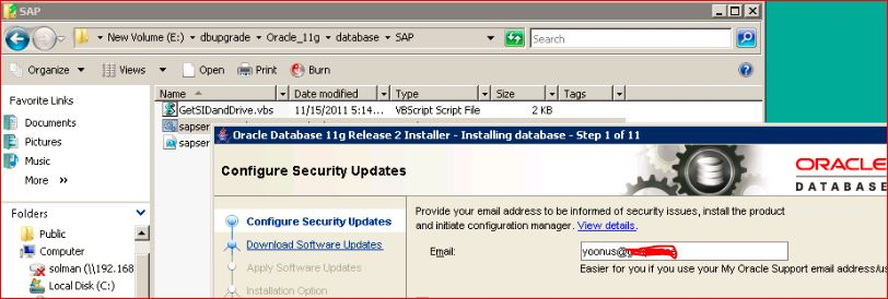 SAP on Oracle Database Upgrade 10g to 11g   | SAP Blogs