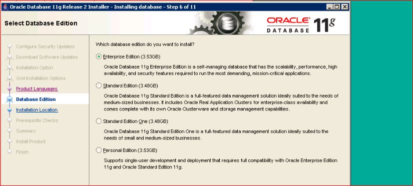 SAP on Oracle Database Upgrade 10g to 11g     SAP Blogs
