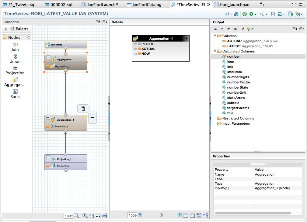 Exposing HANA Calc Views via OData to Fiori Tiles | SAP Blogs