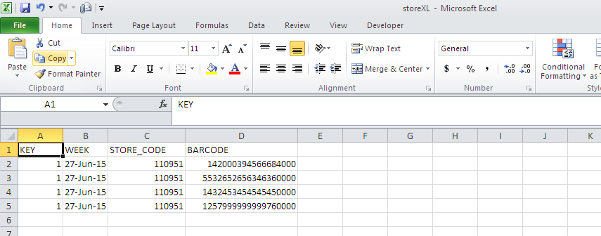 a simple approach in reading excel file sap blogs