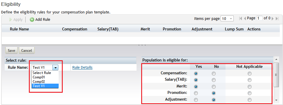 Integration between Compensation and Employee Central in – Compensation Plan Template