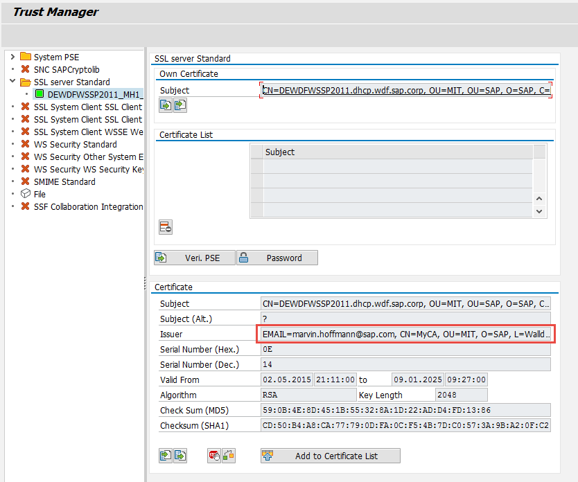 Enabling SSL (HTTPS) on SAP Gateway | SAP Blogs