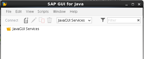 SAP GUI for JAVA installation and configuration   SAP Blogs