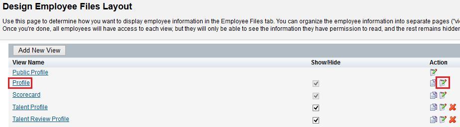 Configuring SuccessFactors Employee Central Job Info into Employee